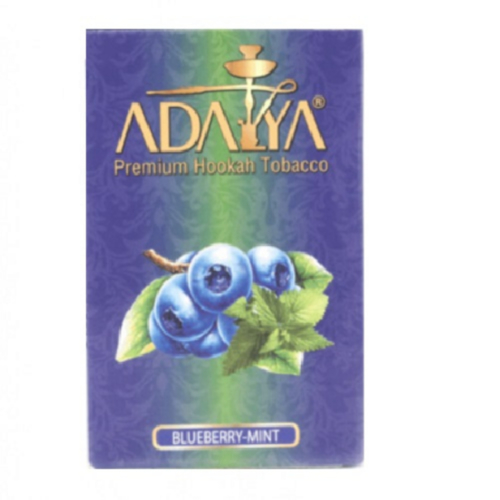 купить Табак Adalya - Blueberry Mint 50г оптом