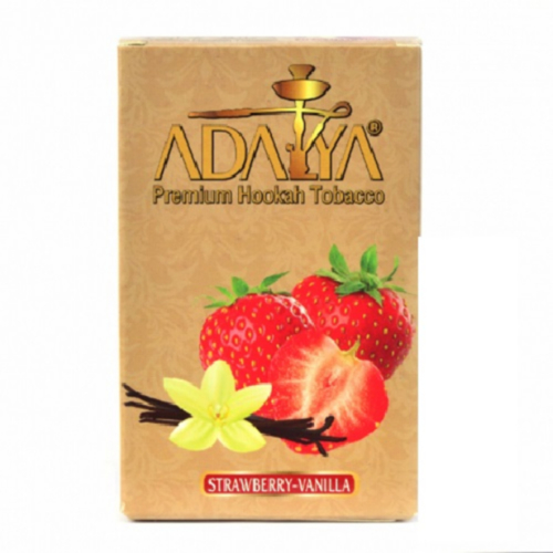 купить Табак Adalya - Strawberry Vanilla 50г оптом